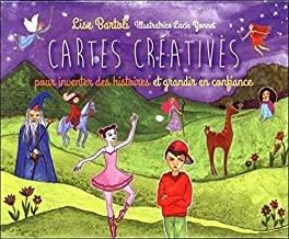 Coffret Cartes Creatives: Pour inventer des histoires et grandir en confiance