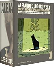 Alejandro Jodorowsky 90e anniversaire, Tomes 1 à 3 :