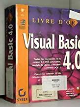 LIVRE D'OR DE VISUAL BASIC 4 95