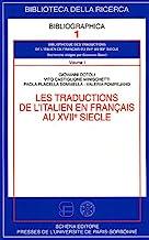 Les traductions de l'italien en français au XVIIe siècle