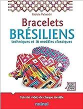 Coffret Bracelets brésiliens: Techniques et 16 modèles classiques. Avec 12 échevettes de couleur