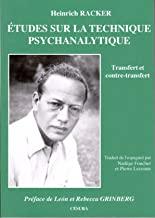 Etudes sur la technique psychanalytique: Transfert et contre-transfert