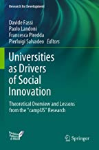 Universities As Drivers of Social Innovation: Theoretical Overview and Lessons from the Campus Research