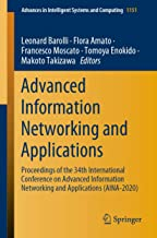 Advanced Information Networking and Applications: Proceedings of the 34th International Conference on Advanced Information Networking and Applications Aina-2020: 1151