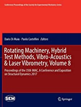 Rotating Machinery, Hybrid Test Methods, Vibro-Acoustics & Laser Vibrometry, Volume 8: Proceedings of the 35th IMAC, A Conference and Exposition on Structural Dynamics 2017