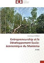 Entrepreneurship et le Développement Socio-économique du Maniema: AFAKI