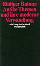 Antike Themen und ihre moderne Verwandlung: 998