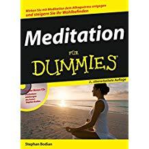 Meditation für Dummies: Wirken Sie mit Meditation dem Alltagsstress entgegen und steigern Sie ihr Wohlbefinden