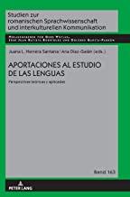 Aportaciones al estudio de las lenguas: Perspectivas teóricas y aplicadas: 163
