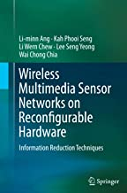Wireless Multimedia Sensor Networks on Reconfigurable Hardware: Information Reduction Techniques