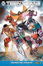 Teen Titans Megaband: Bd. 3 (2. Serie): Freunde und Verräter