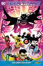 Teen Titans Megaband: Bd. 4 (2. Serie): Das Ende von Robin