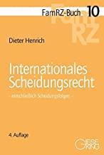 Internationales Scheidungsrecht: einschließlich Scheidungsfolgen: 10