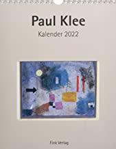Paul Klee 2022. Kunstkarten-Einsteckkalender