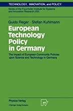 European Technology Policy In Germany: The Impact Of European Community Policies Upon Science And Technology In Germany: 2