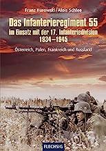 Das Infanterieregiment 55 im Einsatz mit der 17. Infanteriedivision 1934-1945: Österreich, Polen, Frankreich und Russland