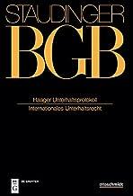 Haager Unterhaltsprotokoll: (Internationales Unterhaltsrecht)