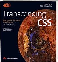 Transcending CSS - Neue kreative Spielräume im Webdesign