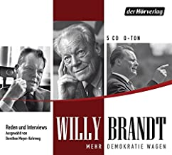 Mehr Demokratie wagen: Reden und Interviews