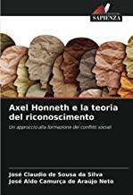 Axel Honneth e la teoria del riconoscimento: Un approccio alla formazione dei conflitti sociali