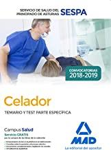 Celador del Servicio de Salud del Principado de Asturias (SESPA). Temario y test Parte Específica