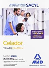 Celador del Servicio de Salud de Castilla y León (SACYL). Temario: Celador : Servicio de Salud de Castilla y León, SACYL. Temario: 2