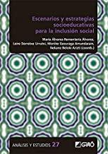 Escenarios y estrategias socioeducativas para la inclusión social: E02