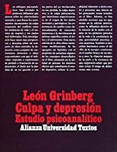 Culpa y depresion/ Guiltiness and Depression: Estudio Psicoanalitico