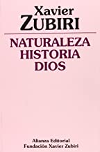 Naturaleza, Historia, Dios/ Nature, History, God
