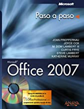 Microsoft Office 2007/ 2007 Microsoft Office System: Paso a Paso/ Step by Step