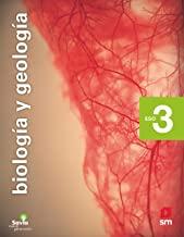 Biología y geología. 3 ESO. Savia Nueva Generación. Madrid