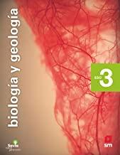 Biología y geología. 3 ESO. Savia Nueva Generación. La Rioja