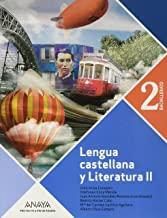 Lengua Castellana y Literatura 2º Bachillerato.: Canarias
