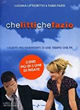 Che Litti che Fazio. I duetti più divertenti di «Che tempo che fa». DVD. Con libro