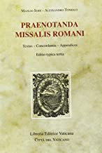 Praenotanda Missalis Romani. Textus, concordantia, appendices. Editio typica tertia