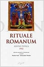 Rituale romanum. Editio typica 1952