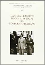 Carteggi e scritti di Camillo Togni sul Novecento italiano