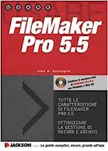 FileMaker Pro 5.5. Con CD-ROM