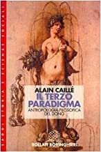 Il terzo paradigma: antropologia filosofica del dono