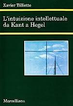 L'intuizione intellettuale da Kant a Hegel
