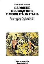 Barriere geografiche e mobilità in Italia