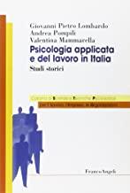 Psicologia applicata e del lavoro in Italia. Studi storici