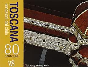 Toscana, emozioni dal cielo. 80 cartoline. Ediz. illustrata