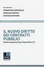 Il nuovo diritto dei contratti pubblici