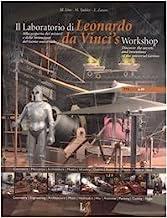 Il laboratorio di Leonardo. Alla scoperta dei misteri e delle invenzioni del genio universale. Ediz. italiana e inglese. Con CD-ROM. Con gadget