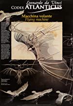 La Macchina volante di Leonardo da Vinci. Leonardo's flying machine