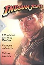Indiana Jones: I predatori dell'arca perduta-Il tempio maledetto-L'ulttima crociata