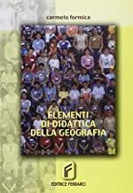 Elementi di didattica della geografia. Per la Scuola media