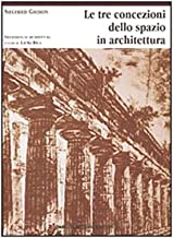 Le tre concezioni dello spazio in architettura