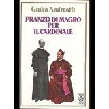Pranzo di magro per il cardinale